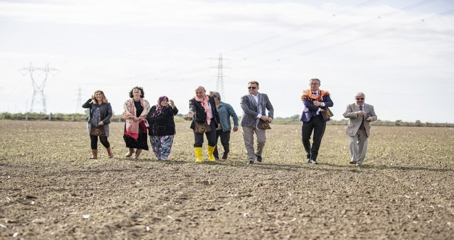 Karakılçık buğdayı İzmir'in ovalarına geri dönüyor