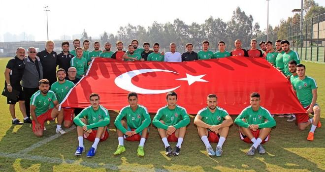 Karşıyaka, Elazığ Belediye Spor FK'yı konuk ediyor
