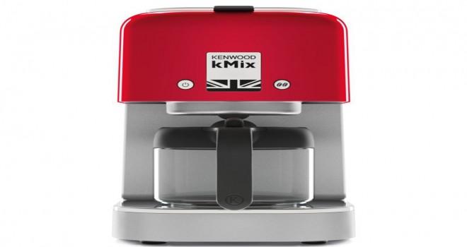 Kenwood Filtre Kahve Makinesi Pratikliği