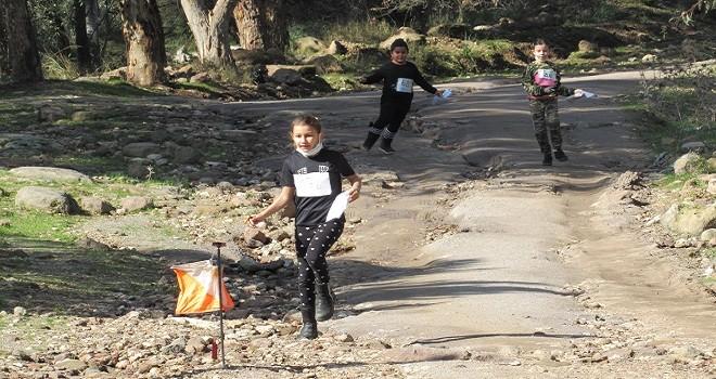 İzmir'de 14 yaş altı oryantiring heyecanı hafta sonu…