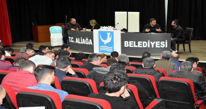 ''İş'te Aliağa'' 1 yılda 785 kişiye istihdam sağladı