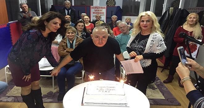 Mert Algan'a sürpriz doğum günü...