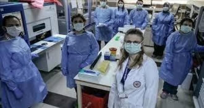 EÜ Seroimmunoloji Laboratuvarı antikor testinde Bölgedeki tek yetkili laboratuvar
