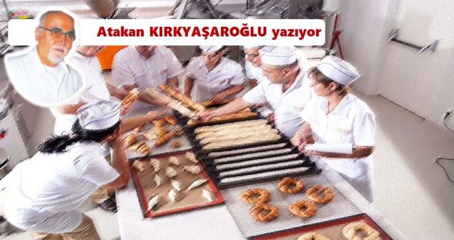 Ekmekteki kutsal yapı