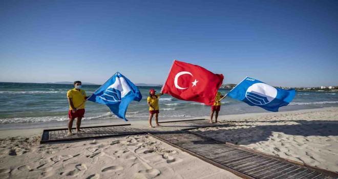 Ilıca'da Mavi Bayrak gururu