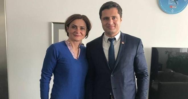 CHP'li Yücel'den Kaftancıoğlu'na destek