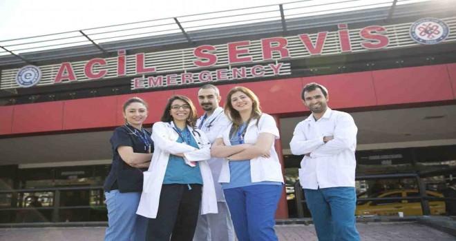 Ege'de sağlık hizmeti devletin desteğiyle uluslararası seviyede