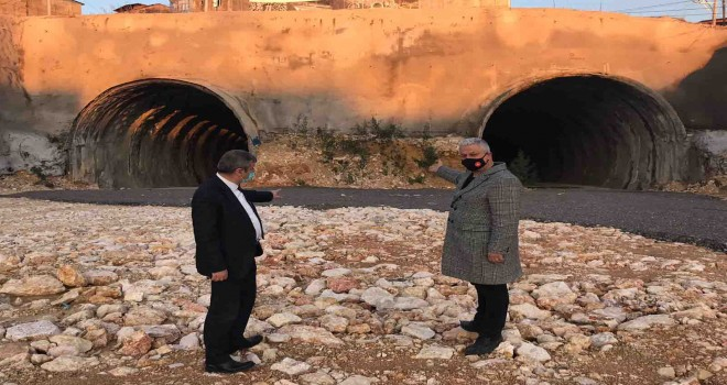 MHP'li Yeniçırak: Proje alanı suç merkezi oldu