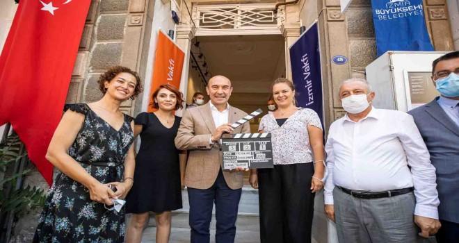 İzmir Sinema Ofisi yeni merkezine kavuştu