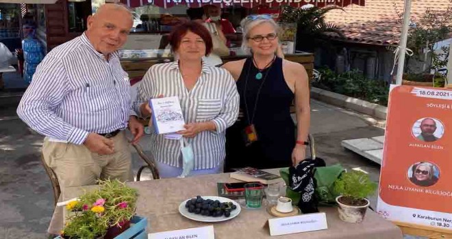 Karaburun'da edebiyat dolu yaz