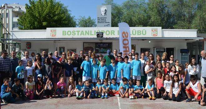 Bostanlıspor 65. Yılını sporcularıyla kutladı