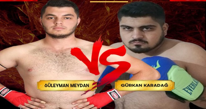 Karşıyakalı Gürkan Kocaeli'de ringe çıkıyor