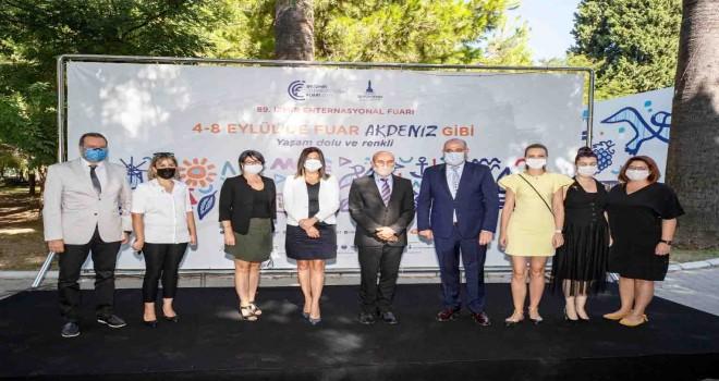 89. İzmir Enternasyonal Fuarı kapılarını açmaya hazırlanıyor