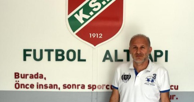Karşıyaka'da futbol altyapı başkanı Yungul istifa etti
