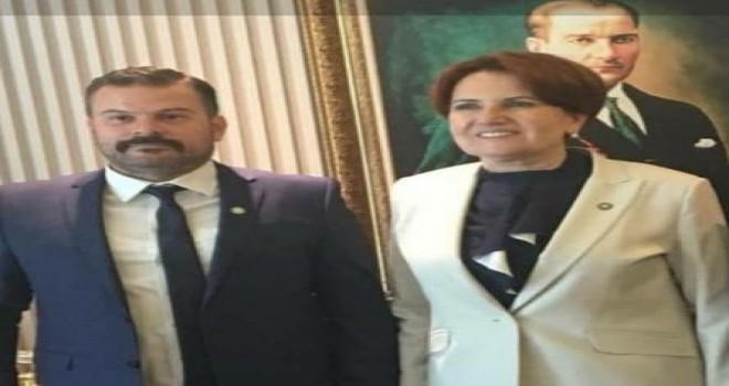İyi Parti'li Berber: Eylem için gerekli izinler alacağız