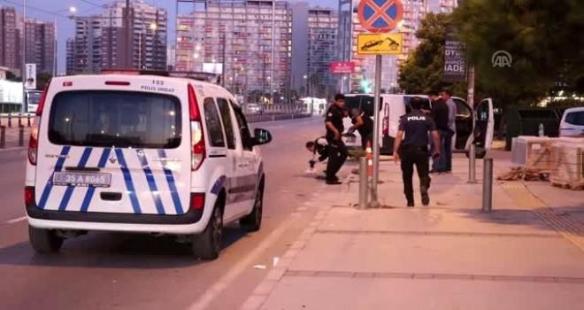 Karşıyaka'da havaya ateş edenler yakalanamadı