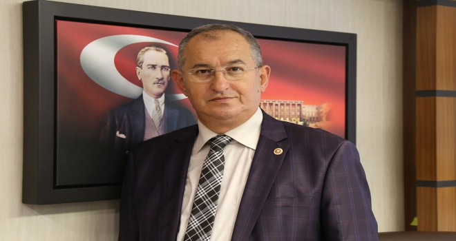 CHP'li Sertel kaybolan silahları Meclis'e taşıdı