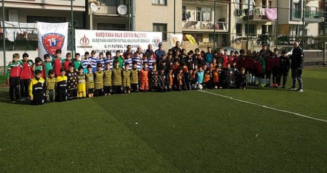 Karşıyaka Halk Eğitim Turnuvası'nda yarı finalistler belli oldu