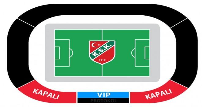 KSK'de futbol kombineleri yarın satışa çıkıyor