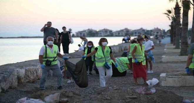 Bostanlı Rotary'den ''Temiz ve Yaşanabilir Çevre'' etkinliği