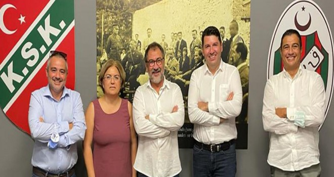 Karşıyaka ile İş Bankası güç birliği yapacak