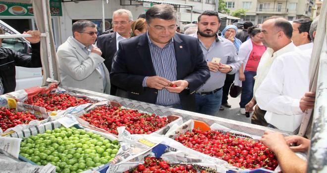 CHP'li Sındır: Çiftçi perişan, hayatta kalabilmesi için sözün bittiği yerdeyiz