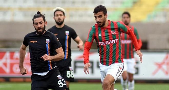 Yenilmezliğini 5 maça çıkaran Karşıyaka 2 puan kaybetti: 0-0
