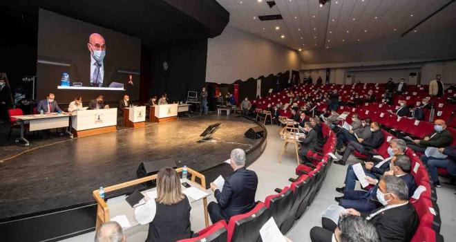İzmir Büyükşehir Meclisi'nden dönüşümü hızlandıracak adım