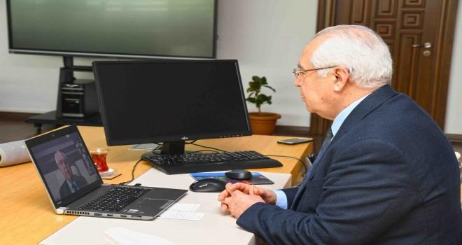 Karabağlar'da zabıtalara online eğitim