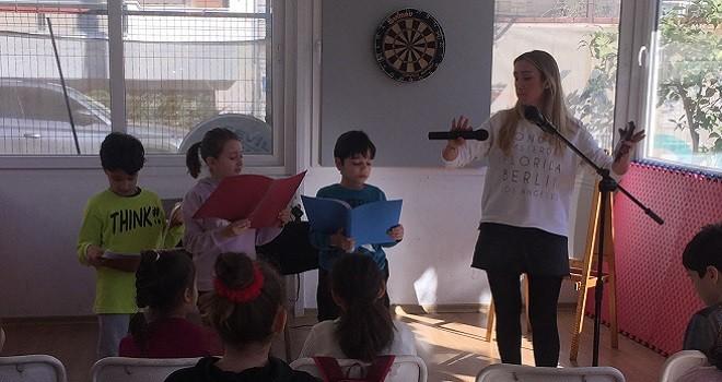 Karşıyaka Çocuk Korosu yeni dönem çalışmalarına başladı