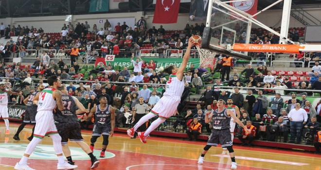 Pınar Karşıyaka 200.Avrupa maçına çıkıyor