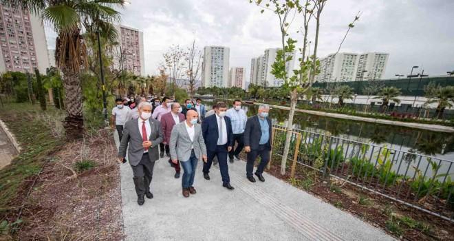 Peynircioğlu Deresi'ndeki Ekolojik Koridor açıldı