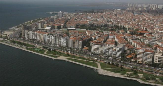 Ağustos ayında Karşıyaka'da 745 konut satıldı