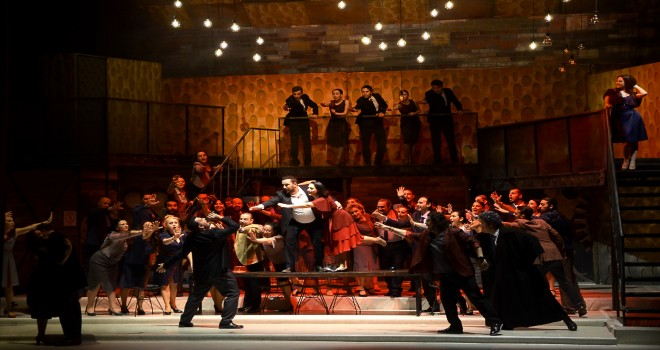 İzmir Devlet Opera ve Balesi perdelerini açıyor