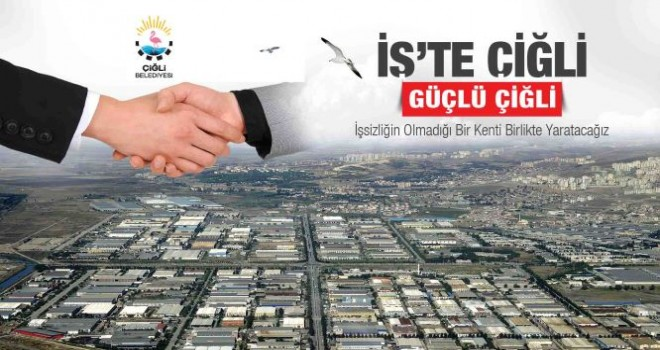 Çiğli'de ''Kariyer ve Girişimcilik'' birimi kuruldu