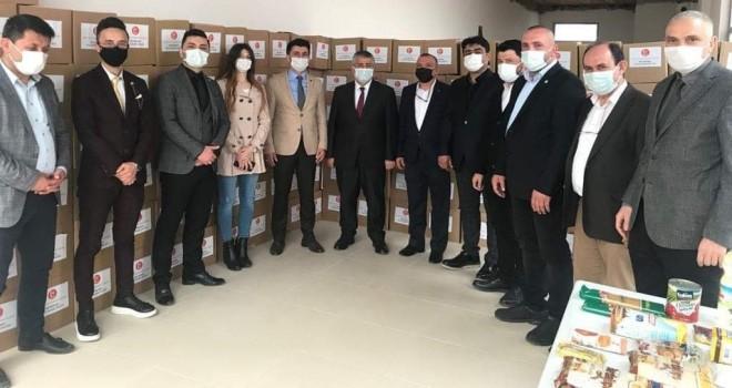 MHP'li Şahin: Alan el veren eli görmüyor