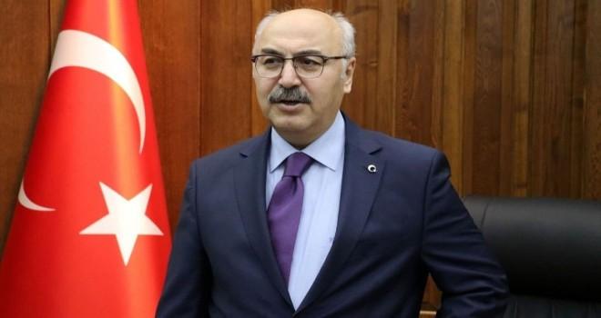 İzmir Valisi Köşger'den 30 Ağustos Zafer Bayramı mesajı