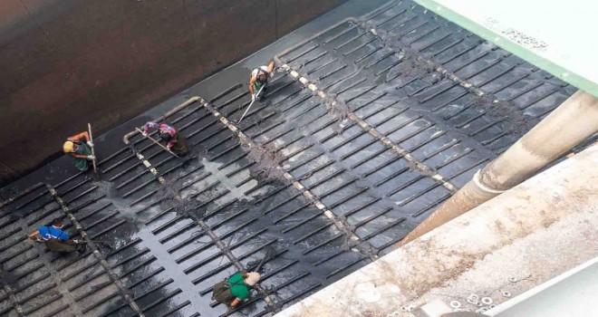 Atıksu arıtma tesislerinde bakım ve temizlik çalışmaları sürüyor