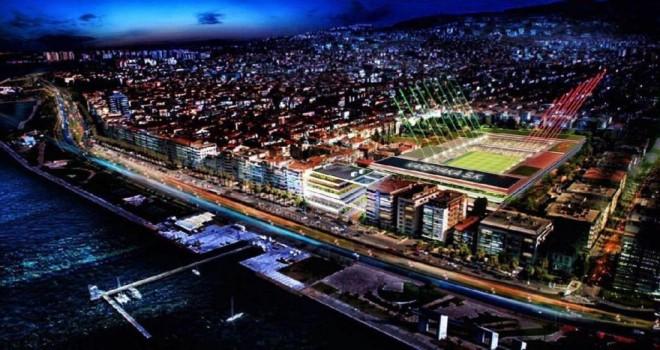 Karşıyaka Stadı'nda bir sorun daha çözüldü