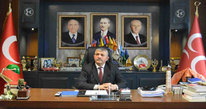 MHP'li Şahin: Böyle giderse İzmir daha çok afet yaşar