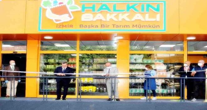 Halkın Bakkalı'nın ikinci şubesi Gültepe'de