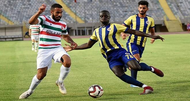 Karşıyaka, Menemenspor'a tek golle teslim oldu