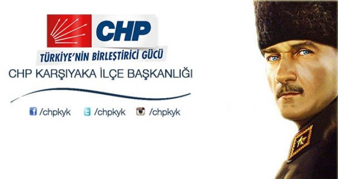 CHP Karşıyaka'da tansiyon yüksek...