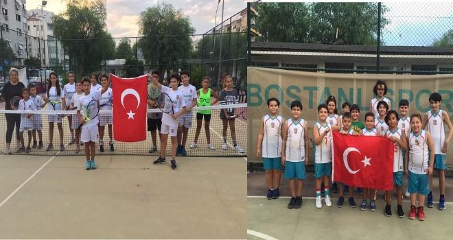 Bostanlıspor'dan 9 Eylül Kutlaması