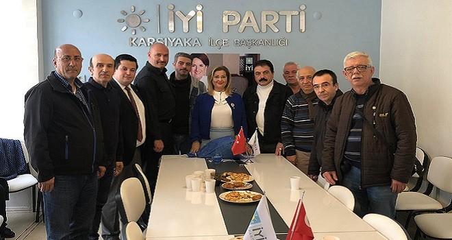 İYİ Parti Karşıyaka İlçe Başkanlığına Göktaş aday
