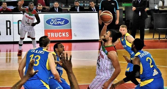 Pınar Karşıyaka'nın çeyrek finaldeki rakibi İtalyan...
