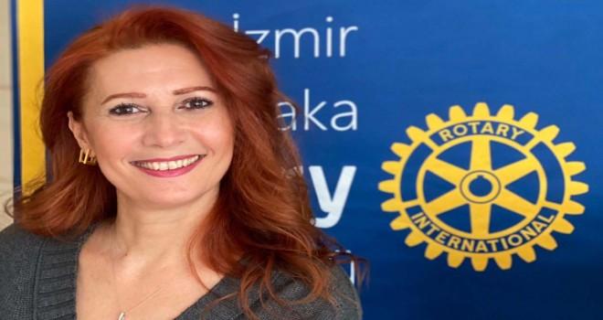 Karşıyaka Rotary Kulübü Gelecek Dönem Başkanı Guda'dan yeni projeler