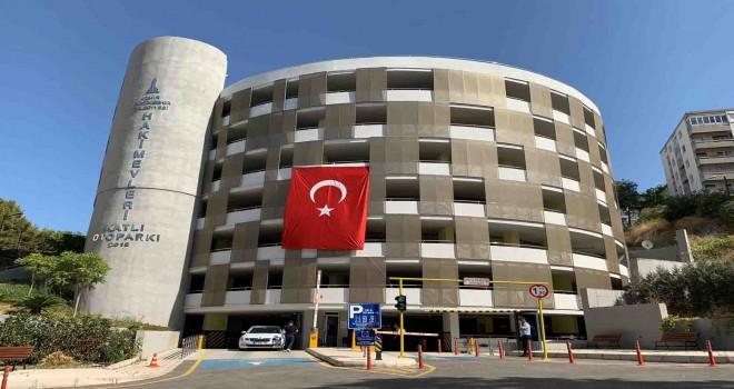 İZELMAN'dan sağlıkçılar için ücretsiz otopark desteğine devam kararı