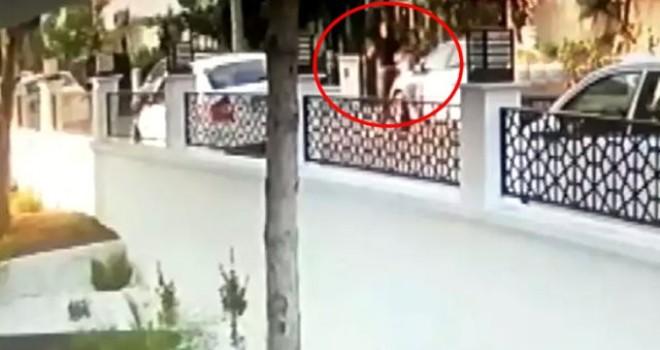 Karşıyaka'da sokak ortasında cinsel saldırı