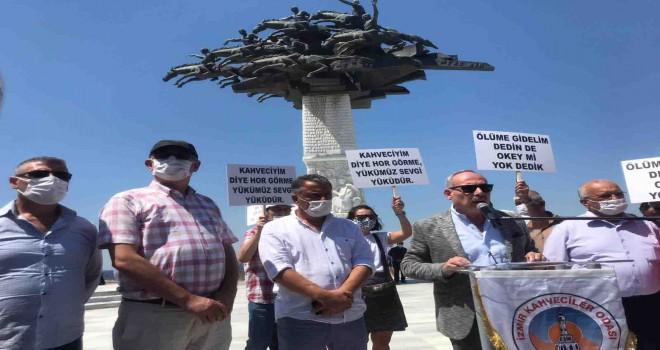 CHP'li Sertel esnafı dinliyor